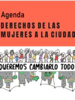 Agenda de Derechos de las Mujeres a la Ciudad